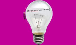 Intro. to Multigenre Research Paper