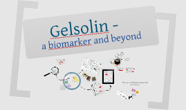 2nd Copy of Gelsolin