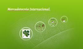 Mercadotecnía Internacional.