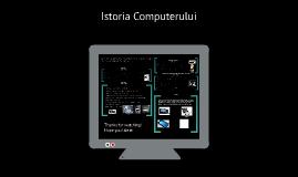 Istoria Computerului