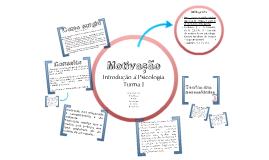 Copy of Motivação - Introdução à Psicologia