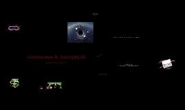 Astronomie & Astrophysik