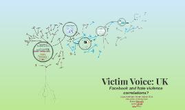 Victim Voice: UK