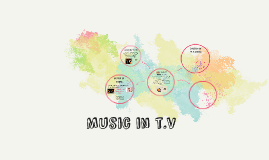 Music in t.v