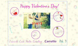 Copy of Valentine's Day Presentation
