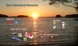 Open Educational Resources (English Version)