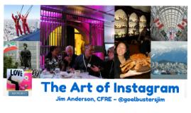 "(PR Version) The Art of Instagram ""Visual Storytelling"""
