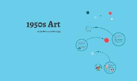 1950s Art