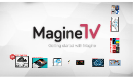 New Media: Magine TV