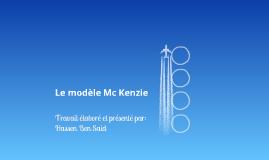 Modèlé Mc Kinsey