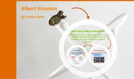 History of Albert Einstein