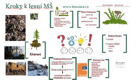 Zakládáme lesní MŠ