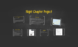 Night Chapter Project
