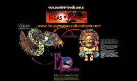 incas y mayas