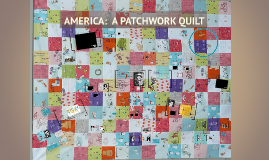 """America:  A Patchwork Quilt"" Thematic Unit"