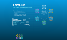 Level-Up from Tracking to Fleet Management System