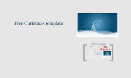 Copy of Free Prezi Template: Christmas Prezi from Prezzip