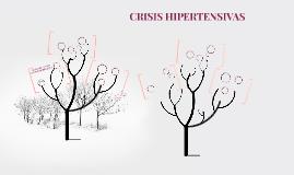 CRISIS HIPERTENSIVAS