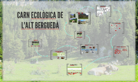CARN ECOLÒGICA DE L'ALT BERGUEDÀ