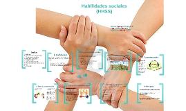 Copy of Copy of Habilidades sociales (HHSS)