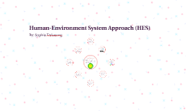 Human-Environment System Approach