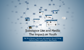 Substance Use and Media