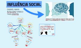 Copy of INFLUÊNCIA SOCIAL