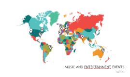 MUSIC ENTERTAINMENT EVENT