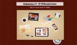 Kabanata 21 - El Filibusterismo
