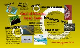 Anthropologenic Aquatic Disaster