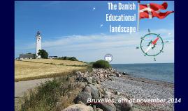 The Danish Educational landscape