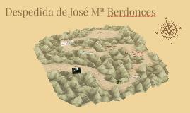 José María se jubila ;·)