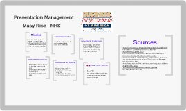 Copy of Presentation Management