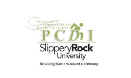 PCDI Awards
