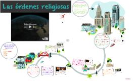 Copy of las ordenes religiosas