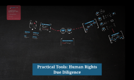 Human Rights Due Diligence (Fordham Law)