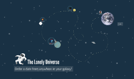 The Lonely Universe