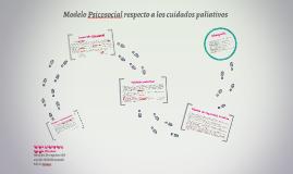 Modelo psicosocial respecto a los cuidados paliativos