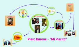 "Piero Barone - ""Mi Pierito"""