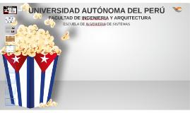 UNIVERSIDAD AUTÓNOMA DEL PERU