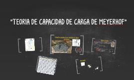 Copy of TEORIA DE CAPACIDAD DE CARGA DE MEYERHOF