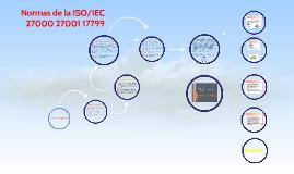 Familia de Normas ISO/IEC 27000