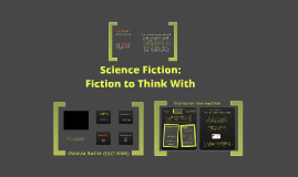 Short science fiction stories