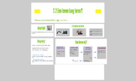 Copy of 3T 2.2 Een leven lang leren?