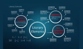 Literary Elements w/QR Codes