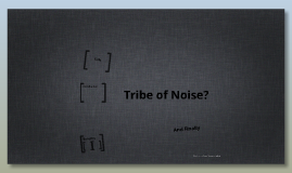 Why Join Tribe of Noise?