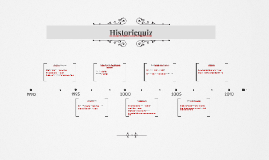 Copy of Historiequiz