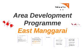 Copy of Area Development Programme