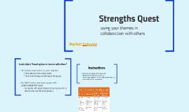 Strengths Quest