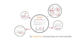 la traduction économique et commerciale